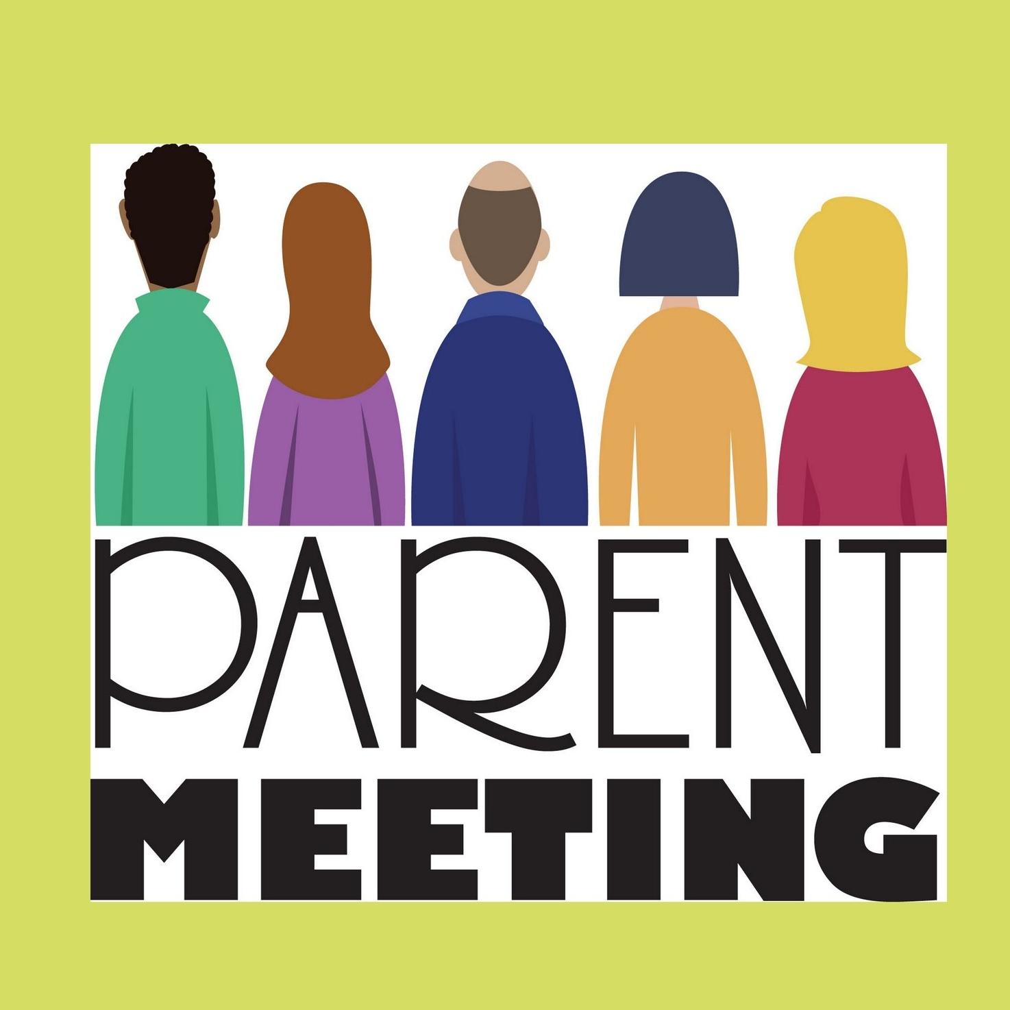 Parent Meeting 2019