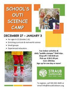 Straub Outdoors Camp