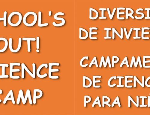 SCHOOL'S OUT! SCIENCE CAMP | DIVERSIÓN DE INVIERNO! CAMPAMENTO DE CIENCIAS PARA NIÑOS