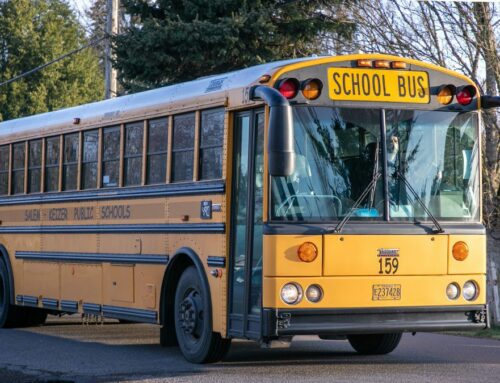 Complete registration for bus service for the 2021-22 school year